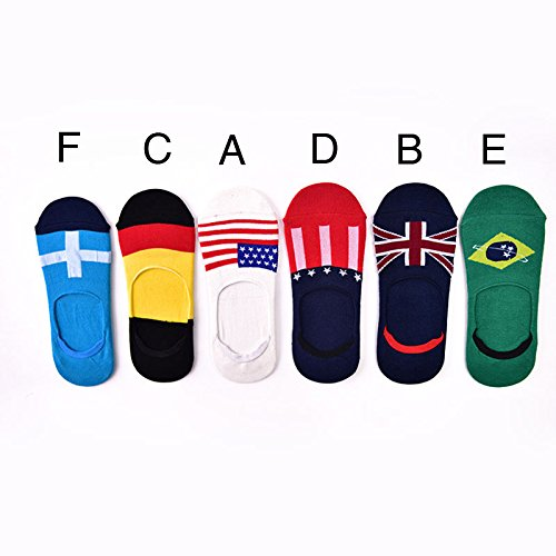 Amazon.com: 5Pair MenS Sock Slippers Non-Slip Invisible Socks Short Boat Socks Spring Summer Thin Fashion Male Ankle Socks Calcetines^F: Clothing