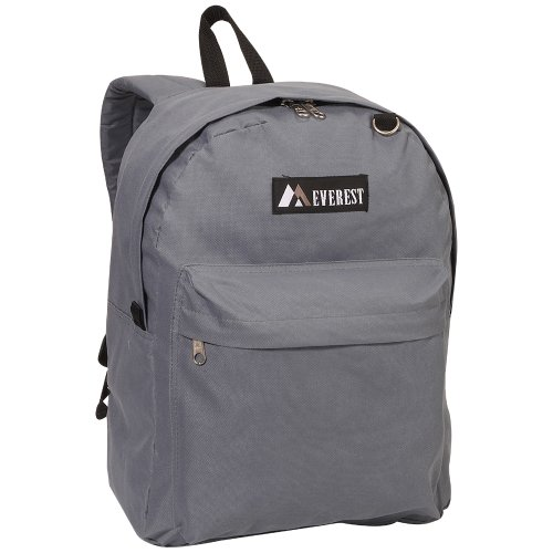 Emerald Green Everest Backpack Everest Classic Dark One Gray Classic Size BX4IfBxwq