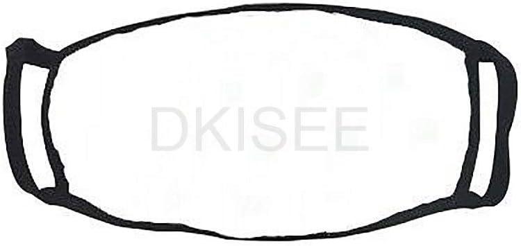Funda unisex antipolvo Fa-ce patr/ón de la bandera de Catalu/ña 25 de algod/ón reutilizable transpirable de seguridad Fa-ce Protecciones Fa-ce para interior y exterior 9.0 x 4.7 pulgadas DKISEE