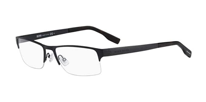 65cf215f972b4 Image Unavailable. Image not available for. Color  Hugo Boss 0515 Eyeglasses  ...