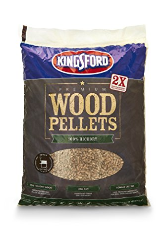 Kingsford 100% Hickory Premium Wood Pellets by Kingsford