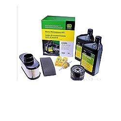 John Deere Maintenance Kit X300, X304, X320, X324, X360, X500, X530, X534, Filters, Oil Spark Plugs,LG265