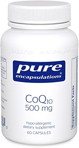 Pure Encapsulations Hypoallergenic Coenzyme Supplement product image