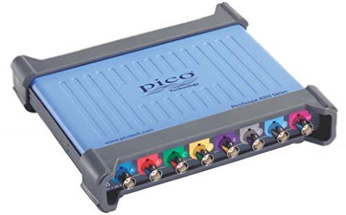- PICO TECHNOLOGY PICOSCOPE 4824 OSCILLOSCOPE, PC, 8CH, 20MHZ, 80MSPS