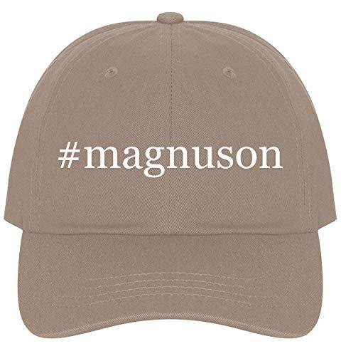The Town Butler #Magnuson - A Nice Comfortable Adjustable Hashtag Dad Hat Cap, - Racks Coat Magnuson