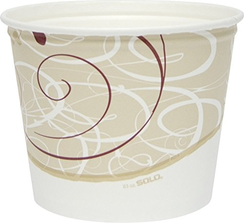 Sweetheart Paper Buckets 83 Oz. (100-Pack)