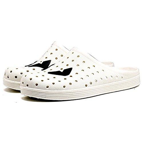 Eastlion Sandales Slippers pour de Home respirants jardinage homme Chaussures Pantoufles Trous mode 11w07qr
