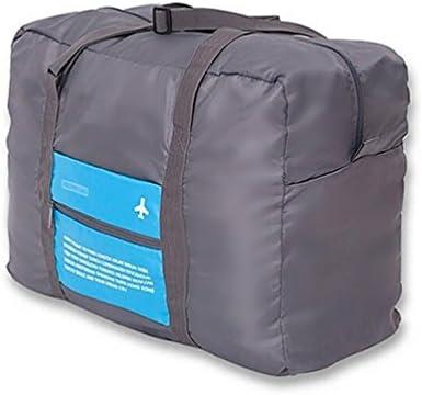 RUNACC Plegable Viaje – Petate Nylon Equipaje Bolsas Grandes Capacidad Bolsa de Deporte para Viajar, Camping y Gym, 31 – 40L Capacidad, Azul: Amazon.es: Deportes y aire libre
