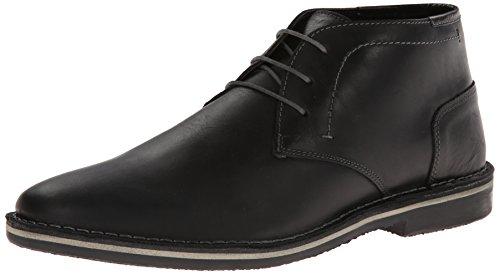Steve Madden Men's Harken Chukka Boot,Black,12 M US (Madden Boots For Man)