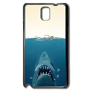 Samsung Note 3 Cases Shark Design Hard Back Cover Proctector Desgined By RRG2G
