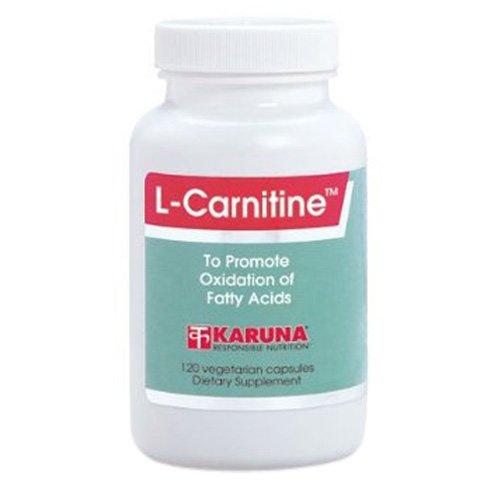 Karuna Health L-Carnitine 120 Capsules