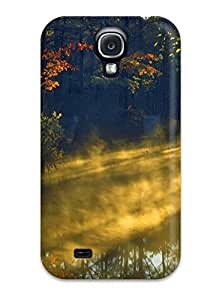 Hot Snap-on Fog Earth Nature Fog Hard Cover Case/ Protective Case For Galaxy S4