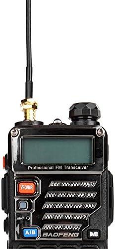 Nagoya ut-108uv Radio Antena, SMA hembra 15.6