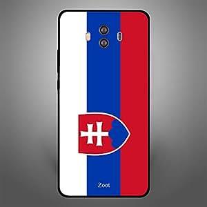 Huawei Mate 10 Slovakia Flag
