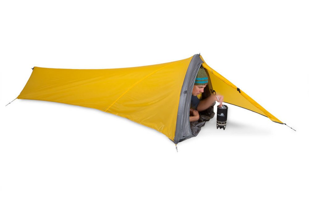 Amazon.com  NEMO Gogo Elite 1P Minimalist Shelter Elite Yellow  Bivvy Tent  Sports u0026 Outdoors  sc 1 st  Amazon.com : cheap one man tent - memphite.com
