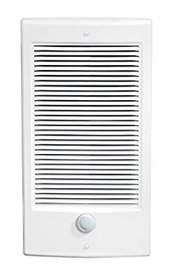 DIMPLEX T23WH1031CW Wall Heater, 1000/750W 240/208V, White