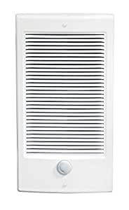 Dimplex Fan Forced Wall Heater 2000 1500w 240 208v White Amazon Ca