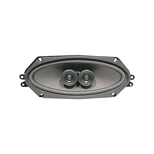 Speaker Assembly (MACs Auto Parts 42-12152 Dual Voice Coil Speaker Assembly - 140 Watt Capability - 4 x 10 - Dash Mount)
