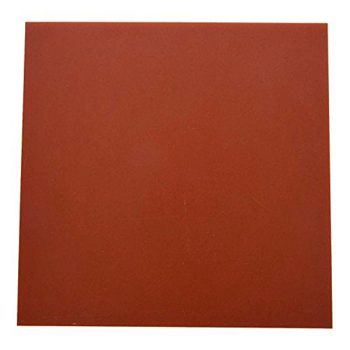 SODIAL(R) Bakelite Phenolic Resin Flat Plate Sheet 3mm x 200mm x 200mm for PCB Mechanical