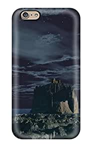Aarooyner Case Cover Protector Specially Made For Iphone 6 The Land Forgotten Fantasy Castle Abstract Fantasy