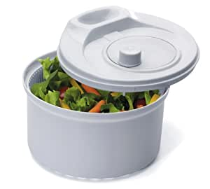Prepworks by Progressive Flow Through Salad Spinner - 3.5 Quart