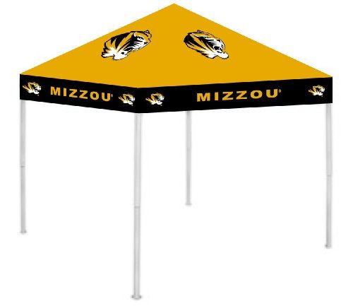 MISSOURI TIGERS NCAA ULTIMATE TAILGATE CANOPY (9X9) by Rivalry