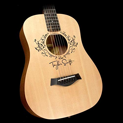 Taylor Swift Signature Baby Taylor Acoustic-Electric Guitar Natural ()