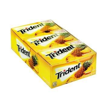 Trident V.Pk 12/14S Pineapple Twist