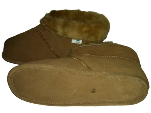 Pictures of WoolWorks Model 9778 Womens Australian Sheepskin Slippers - 2