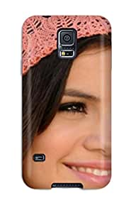 Hot Awesome Defender Tpu Hard Case Cover For Galaxy S5- Selena Gomez 1480628K61503535