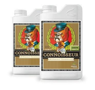 (Advanced Nutrients pH Perfect Connoisseur COCO Grow Part A & B (4 Liters (A&B)))