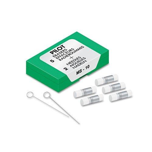 Pilot Eraser Refills 70001 Pack