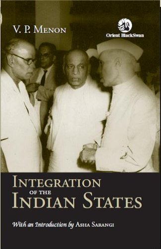 Read Online Integration of the Indian States pdf