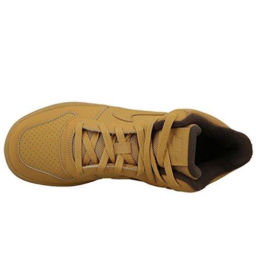 Nike 839977-700, Zapatillas de Baloncesto para Niños Marrón (Haystack / Haystack Baroque Brown)