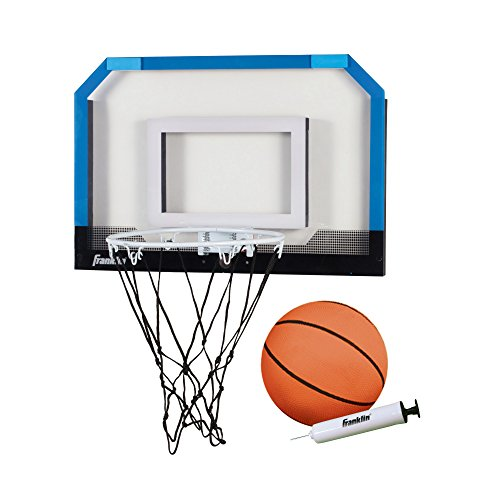5 Inch Mini Rubber Basketball (Franklin Sports Over the Door Mini-Basketball Hoop)