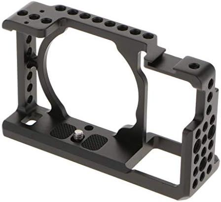 アルミ合金 カメラケージキット ソニーAlpha A6000 A6300 ILCE-6000 ILCE-6300に適合 スタビラ
