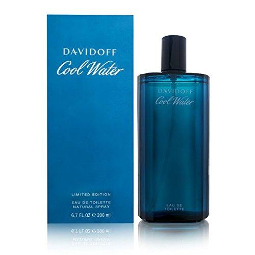 Davidoff Cool Water Edt Spray for Men, 6.7 oz by Zino Davidoff