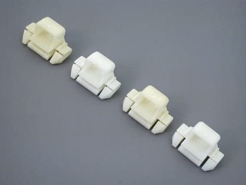 FORD INTERIOR DOOR CARD MOULDING /& TRIM PANEL RETAINER CLIPS x10 NEW