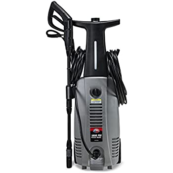 clean force 1800 psi power washer manual
