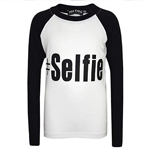 Pyjamas selfie Imprimé 12 Noir Ans 4 Élégant Kids 5 Âge Filles Enfants A2z 7 Garcons 13 10 8 11 6 9 wxgX8q4Y