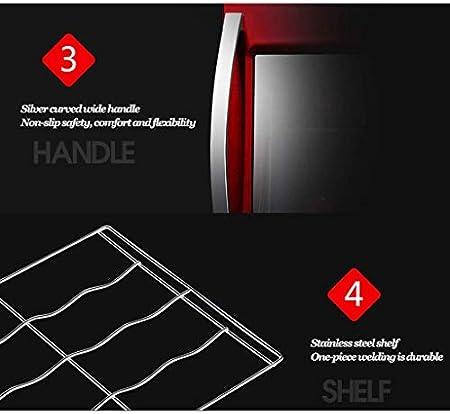 YFGQBCP 8 botella de vino Cooler - Funcionamiento silencioso Compresor Bodega independiente Mostrador vino Chiller- del refrigerador del gabinete y el panel táctil digital de la pantalla de temperatur