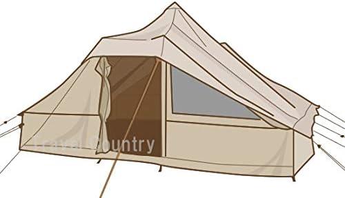 ノルディスク(NORDISK)ウトガルド13.2 テント & フロア Utgard 13.2 Tent & Floor [142010][146010] [並行輸入品]