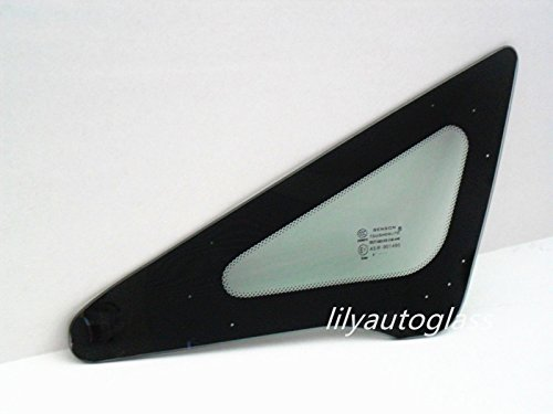 NAGD Fits 2006-2011 Honda Civic 4 Door Sedan & Hybrid Driver Side Left Front Vent Glass Window