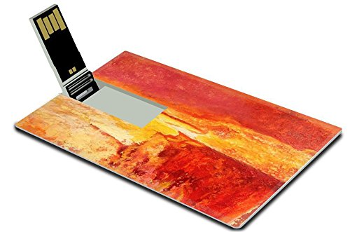 Luxlady 32GB USB Flash Drive 2.0 Memory Stick Credit Card Size Abstract painting background IMAGE 24332787 - Wholesale Abstract Paintings