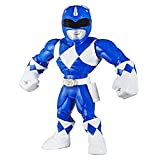 Power Rangers Playskool Heroes Mega Mighties Blue Ranger
