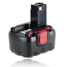 Dinotech batería de Ni-Cd compatible con Bosch 12V 1500mAh