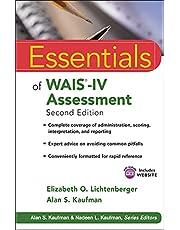 Essentials of WAIS®-IV Assessment