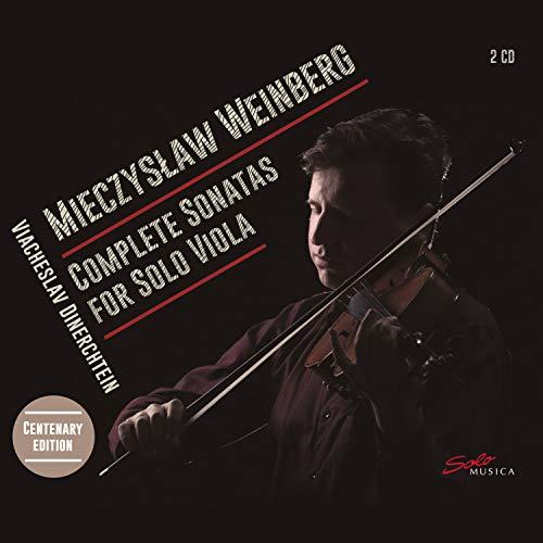 (Complete Sonatas Solo Viola)