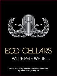 2012 EOD Cellars Willie Pete White Paso Robles Sauvignon Blanc 750 mL Wine