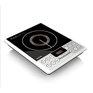 Philips HD4929 2100-Watt Induction Cooktop (Black)